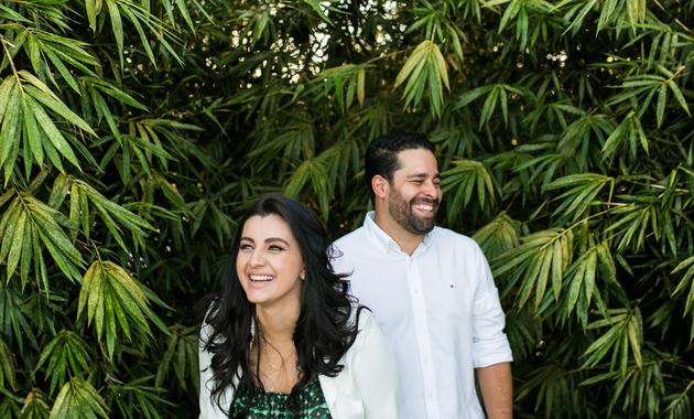Capa do álbum do Ensaios de Ana Carolina e Jailton fotografados por Eduardo Perazzoli