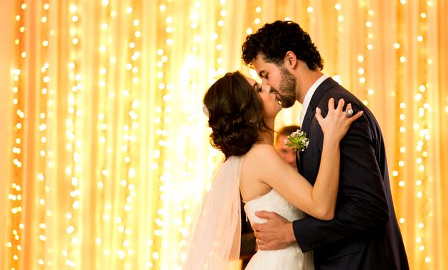 Capa do álbum do Casamentos de Talita Real e Laio Marcel fotografados por Eduardo Perazzoli