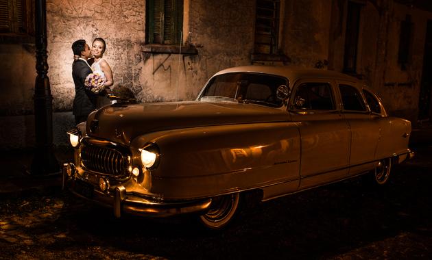 Capa do álbum do Casamentos de Helena e Enrique fotografados por Eduardo Perazzoli