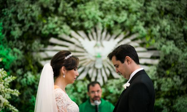 Capa do álbum do Casamentos de Letícia e Guilherme fotografados por Eduardo Perazzoli