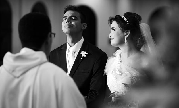 Capa do álbum do Casamentos de Bárbara e Rafael fotografados por Eduardo Perazzoli