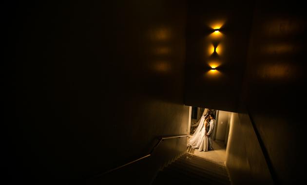 Capa do álbum do Casamentos de Danielly e Bruno fotografados por Eduardo Perazzoli