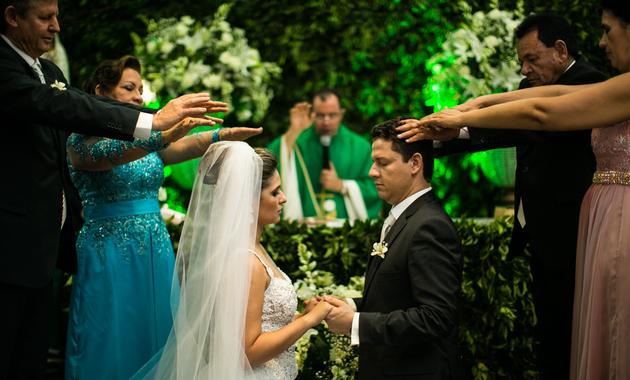 Capa do álbum do Casamentos de Camila e Tiago fotografados por Eduardo Perazzoli