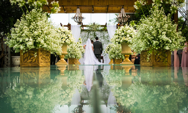 Capa do álbum do Casamentos de Chirli e Rômulo fotografados por Eduardo Perazzoli