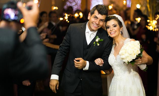 Capa do álbum do Casamentos de Rithyelle e Leonardo fotografados por Eduardo Perazzoli