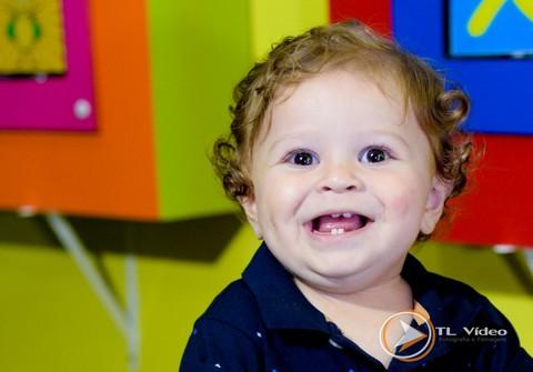 Infantil de Primeiro Aninho Felipe