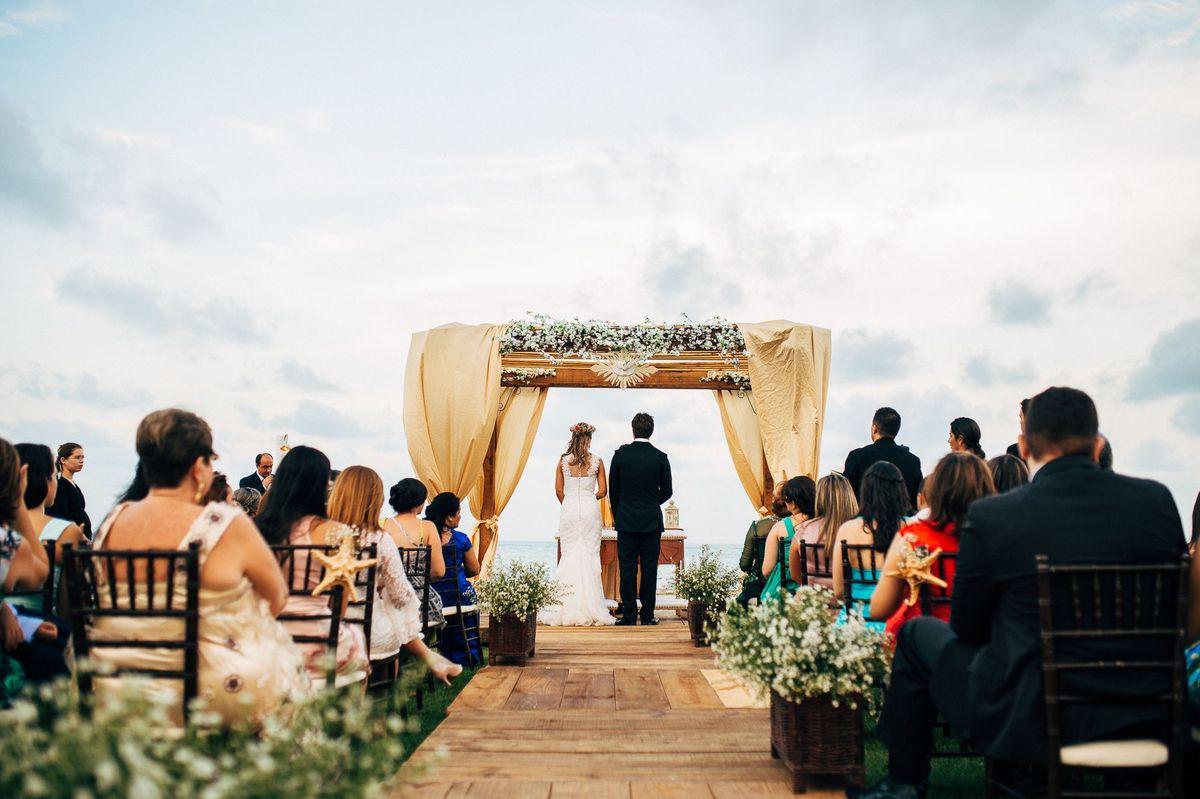 Casamento na Praia Fortaleza Marina Park