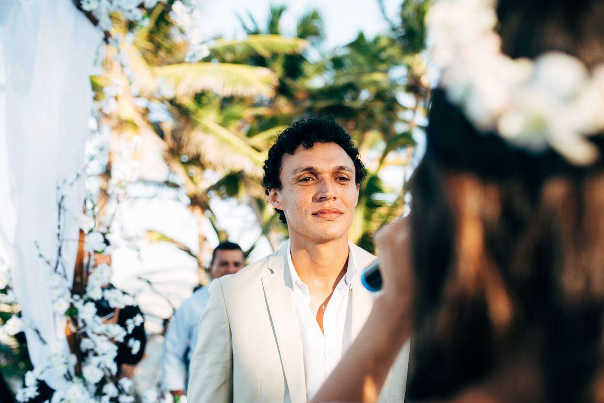 Casamento na Praia do Cumbuco