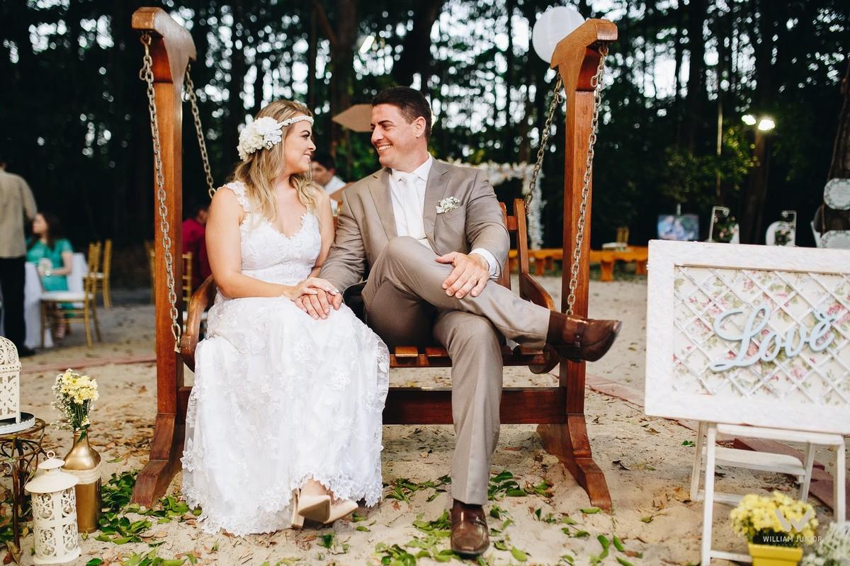 Casamento em Fortaelza Celine e Hilton