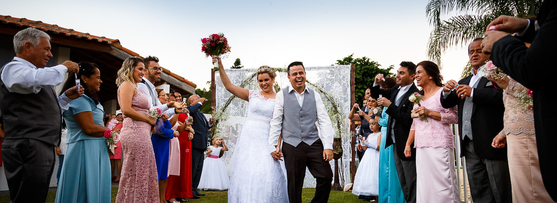 Casamentos de Fabiana e Samuel em São José dos Campos-SP