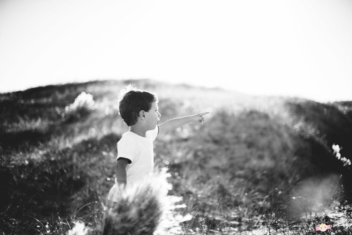 Foto de Gabriel, 3 anos