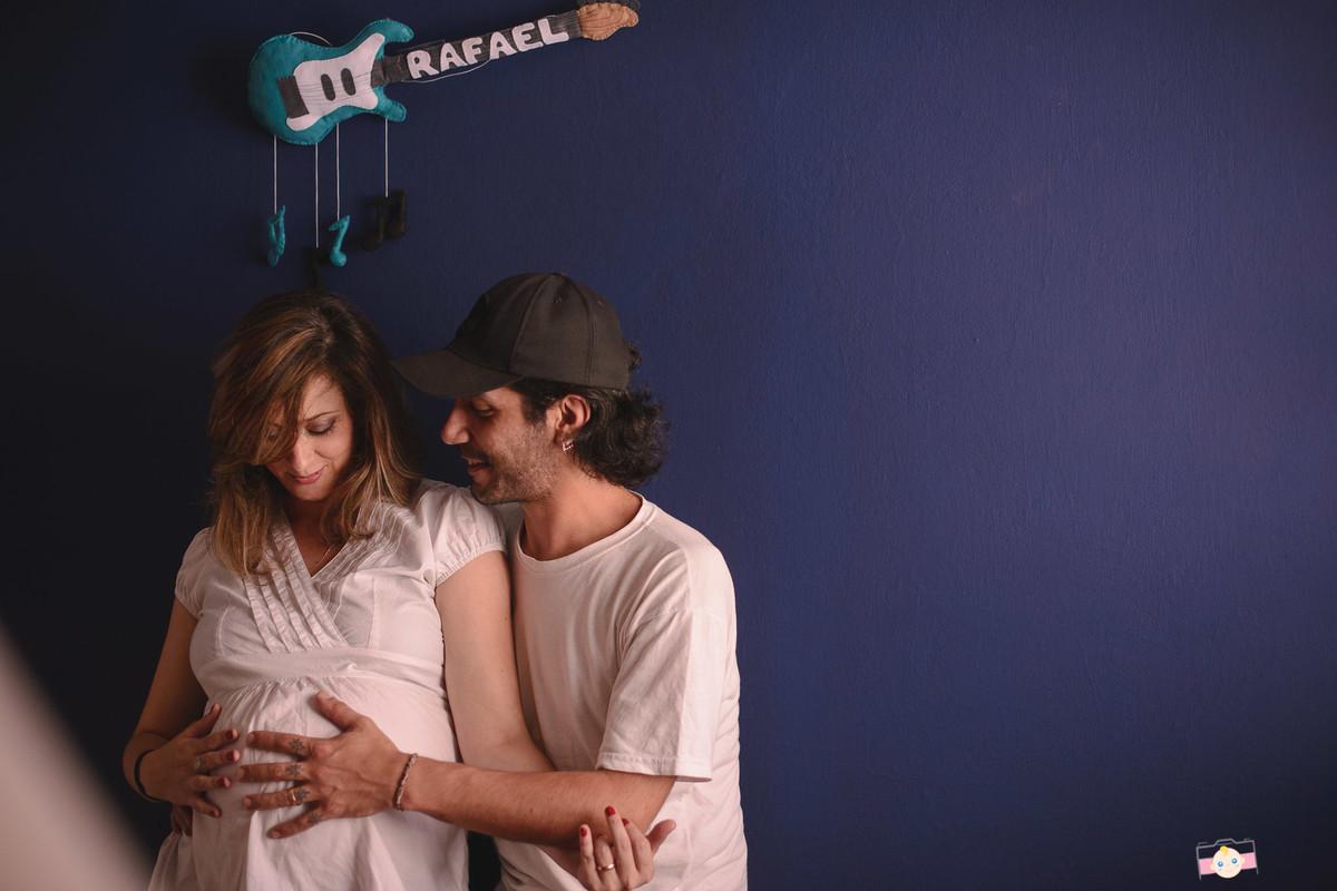 Foto de Rafael, In Utero