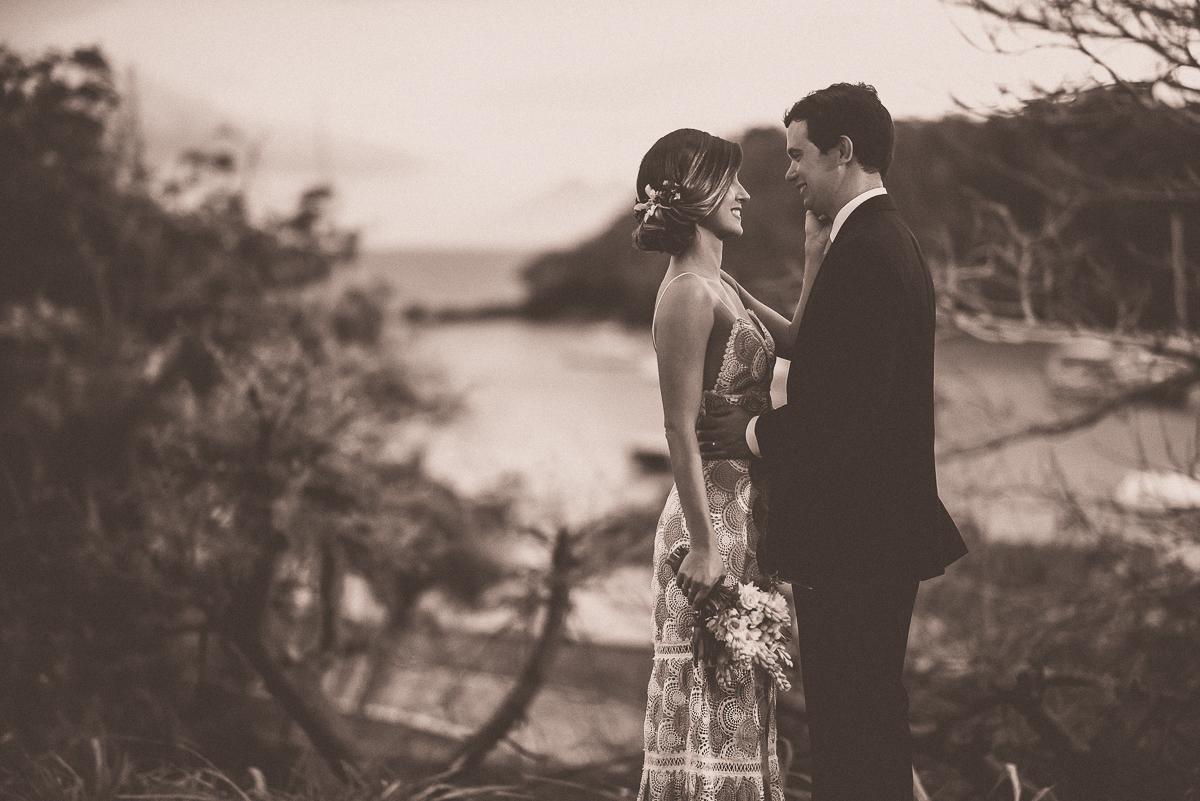 Foto de Marcela e Daniel