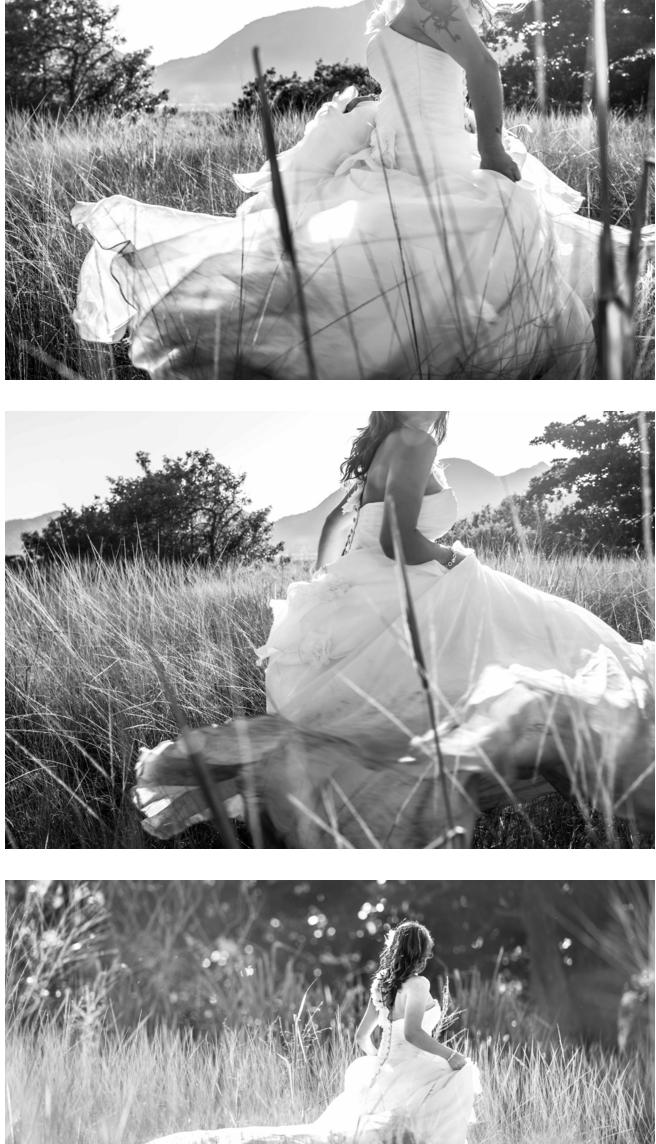 Foto de Trash de Dress Débora Blog Casamento Real