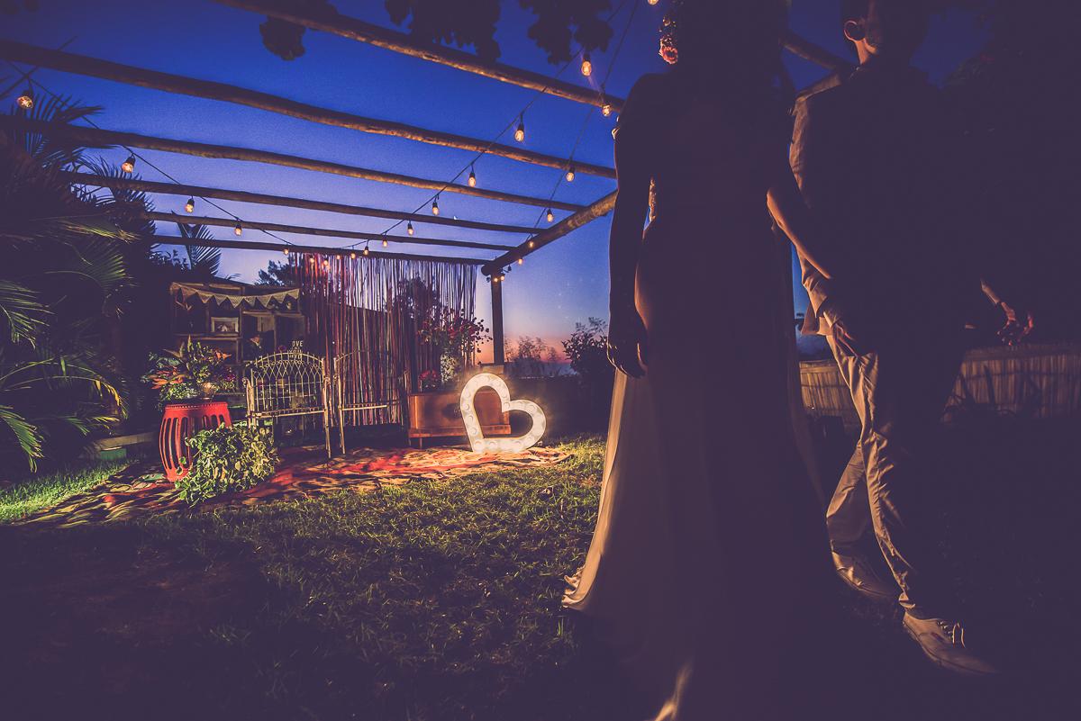 Foto de Amanda e Ericson