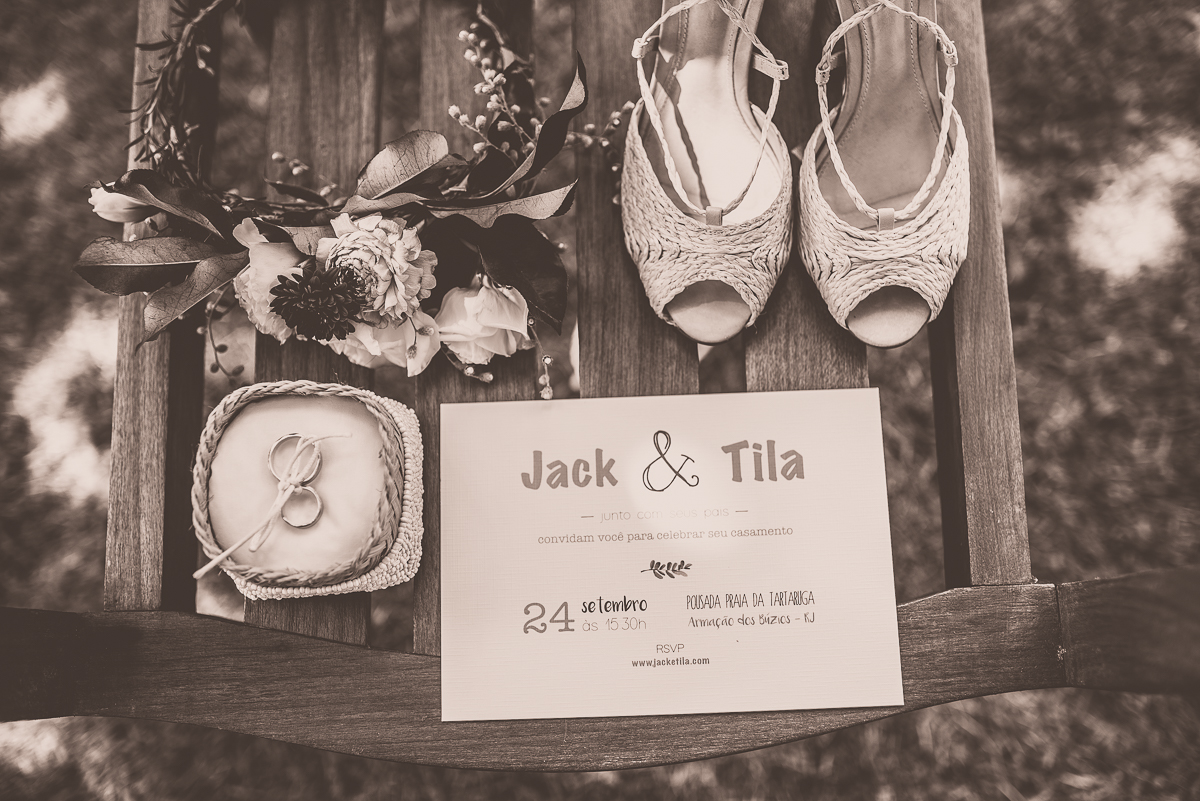 Foto de Tila e Jack
