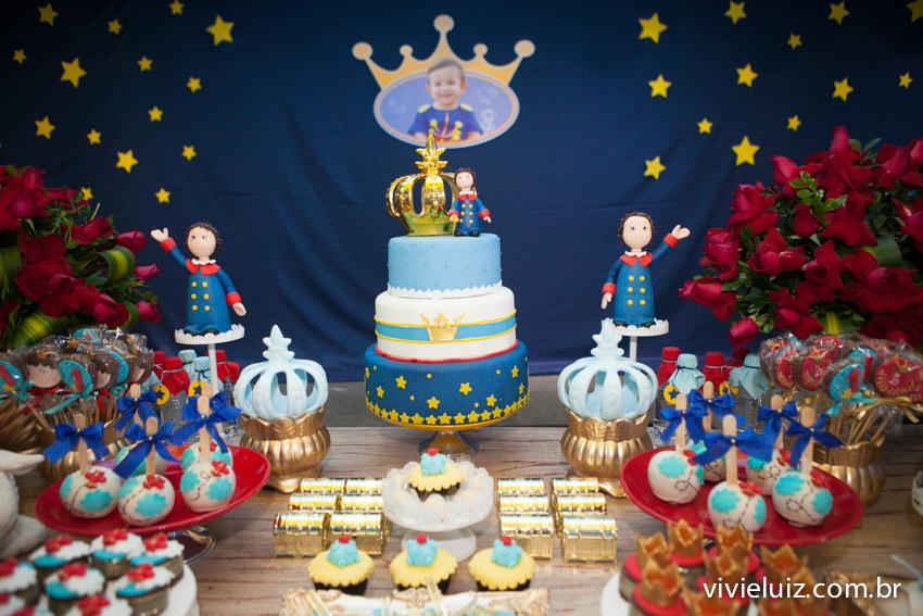 mesa do pequeno principe