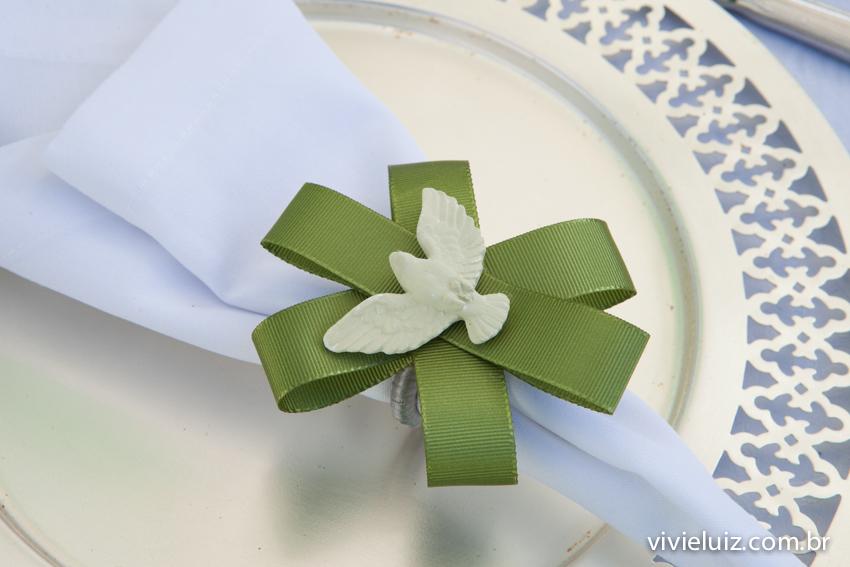 supla da decoração verde
