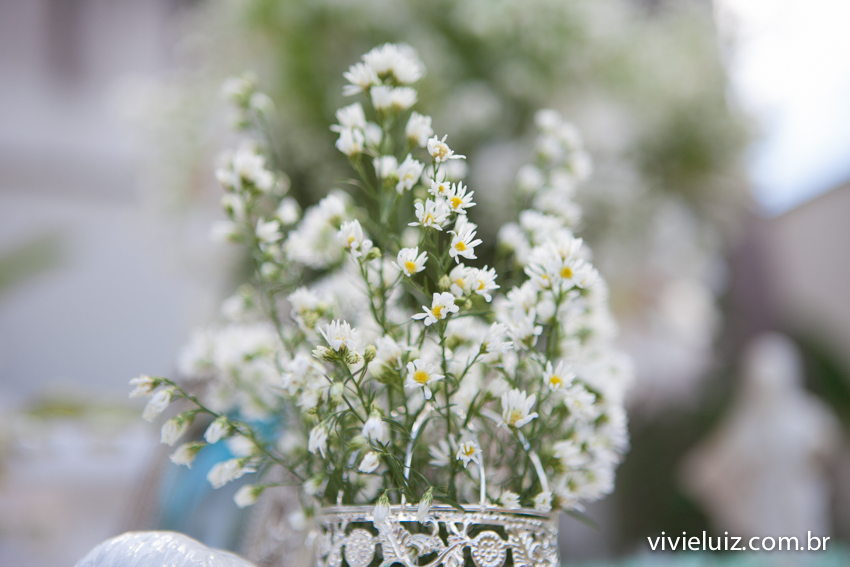flores da decoracao