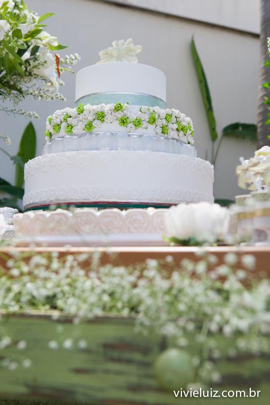 bolo do batizado