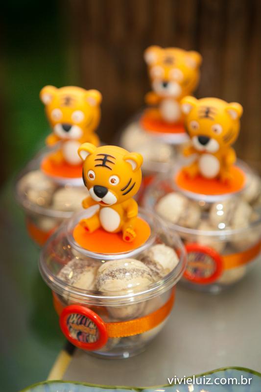 decoração safari do mickey