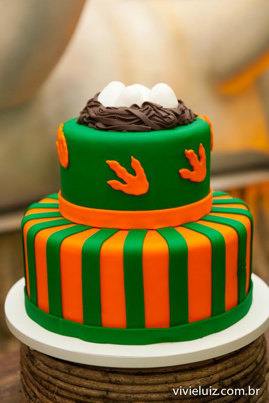 bolo decoração de jurassic park