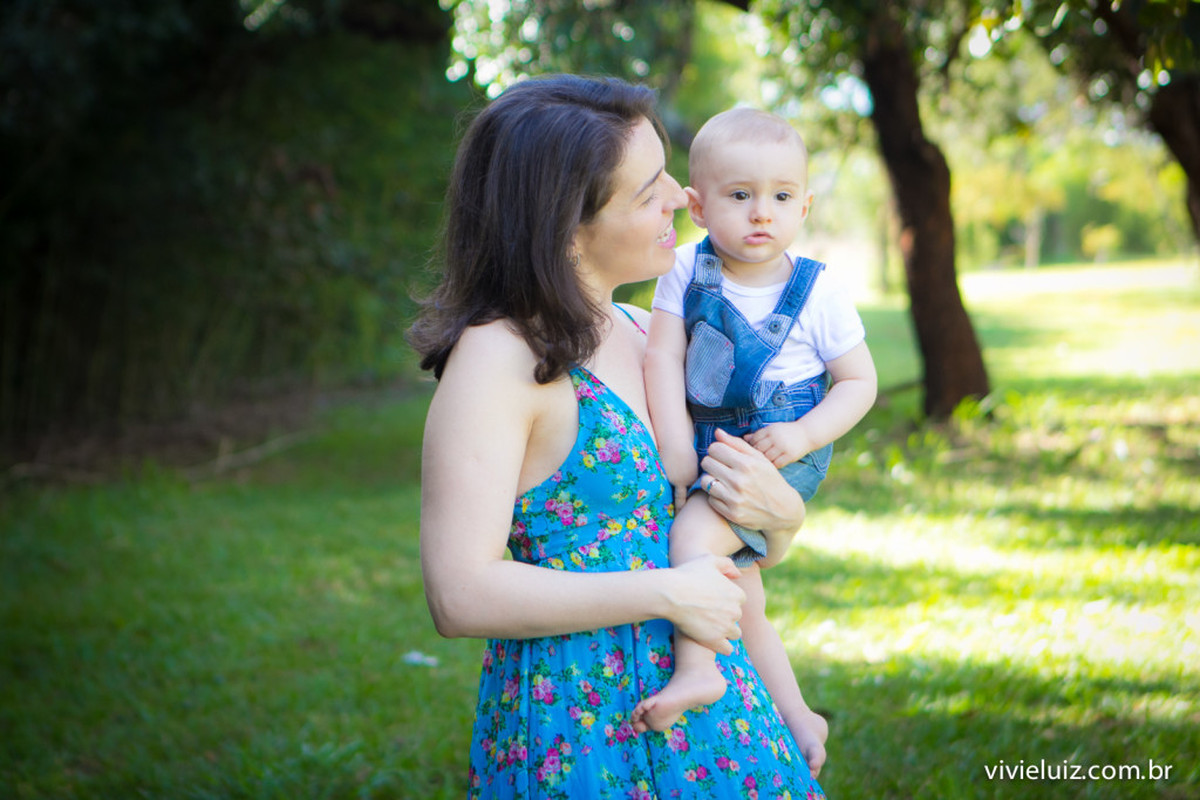 Ensaio Fotográfico : Meu primeiro aninho – Lucas