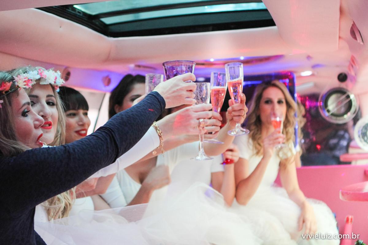 limousine rosa