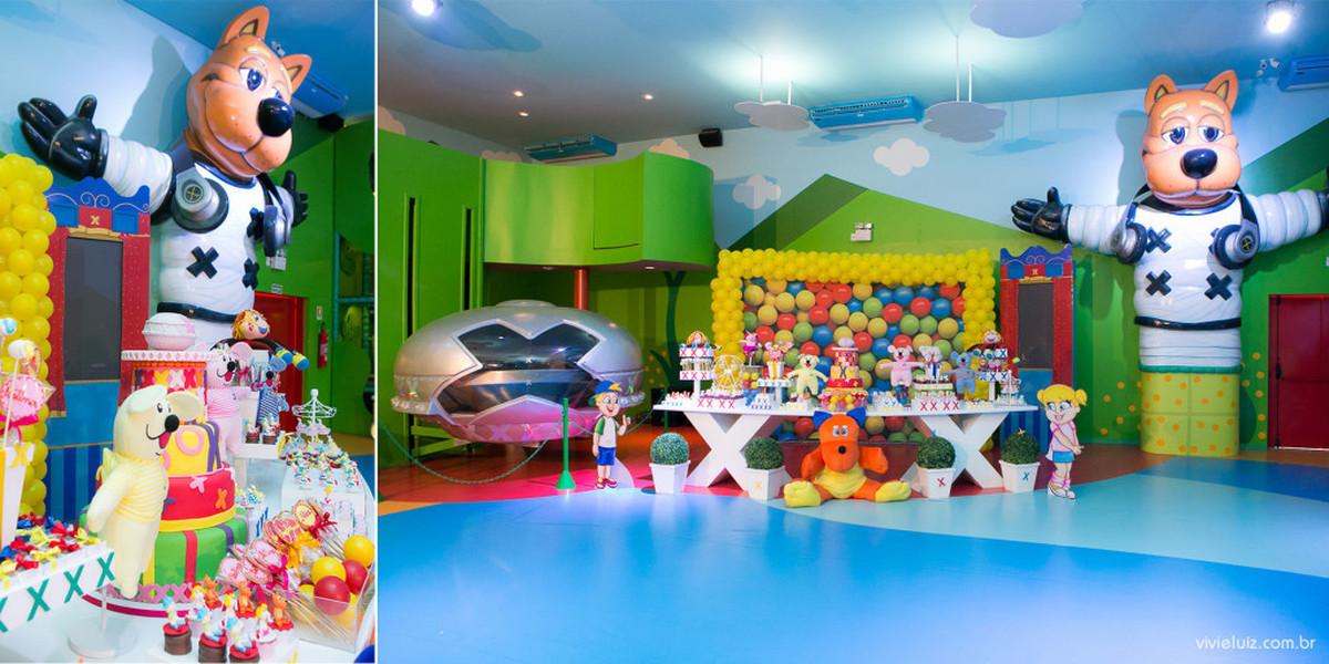 Aniversário infantil Casa X – Casa da Xuxa
