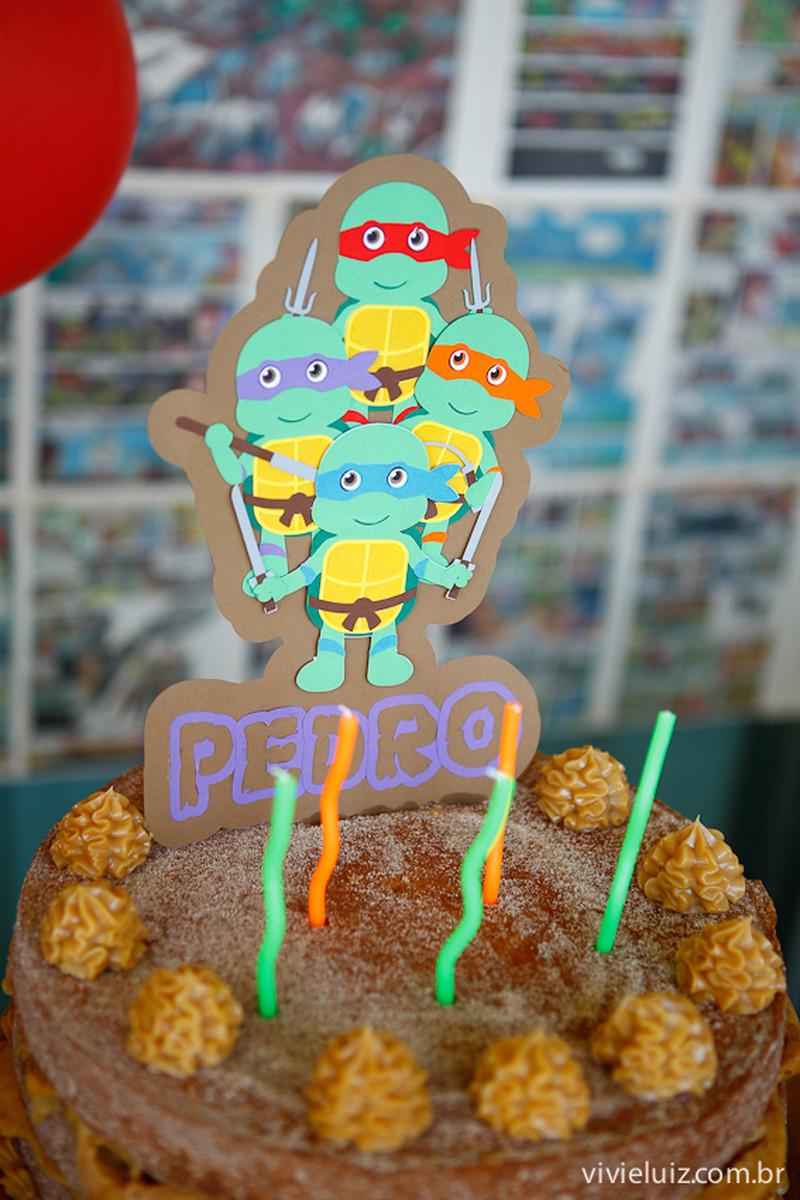 Aniversário | Pedro | 5 anos