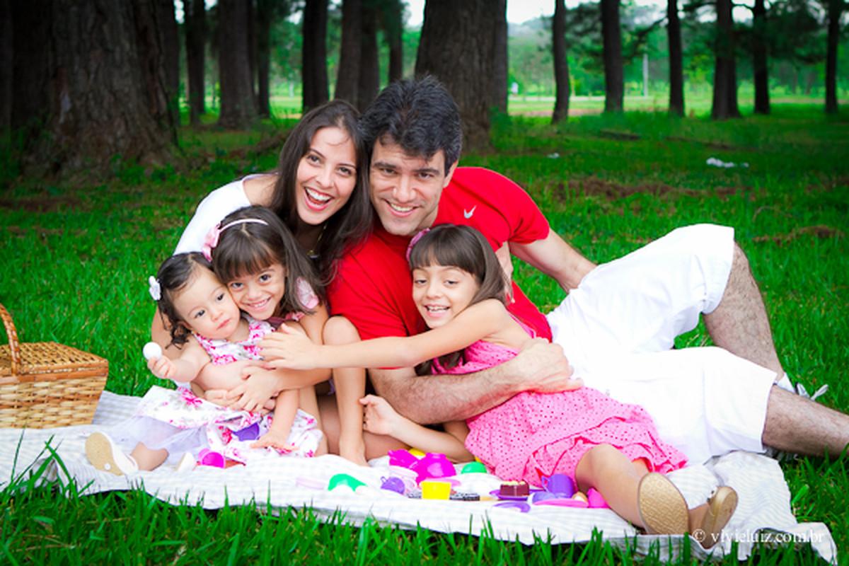Ensaio Família | Muna e Roberto + 3