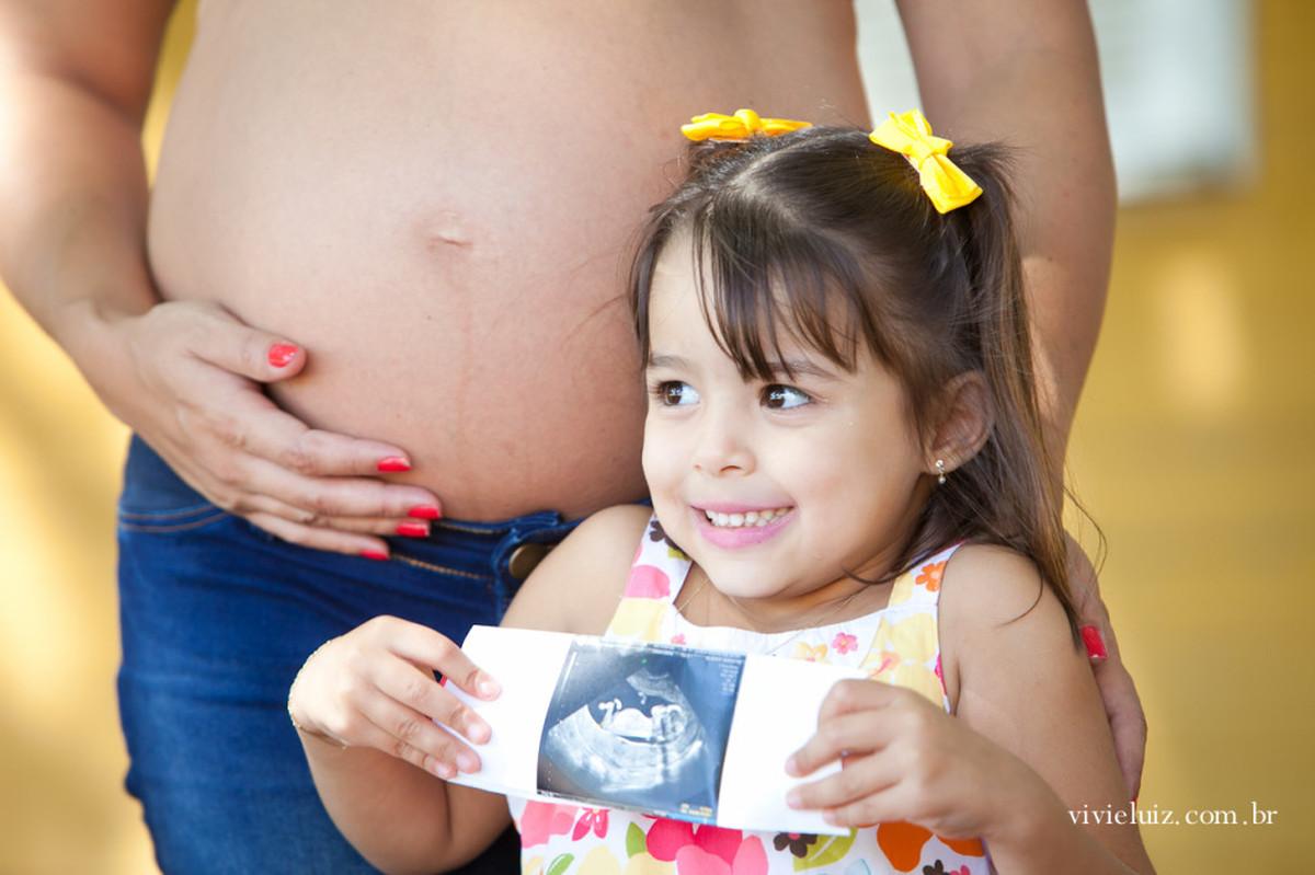 Maternidade | Giulia e família