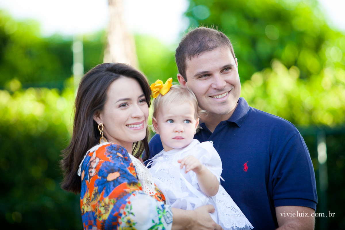 Maternidade | Caroline e família
