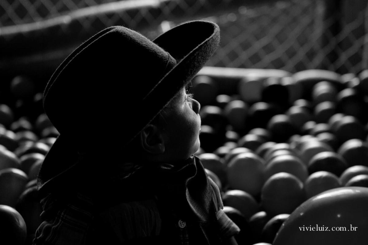 Festa infantil   Rafael – 1 ano