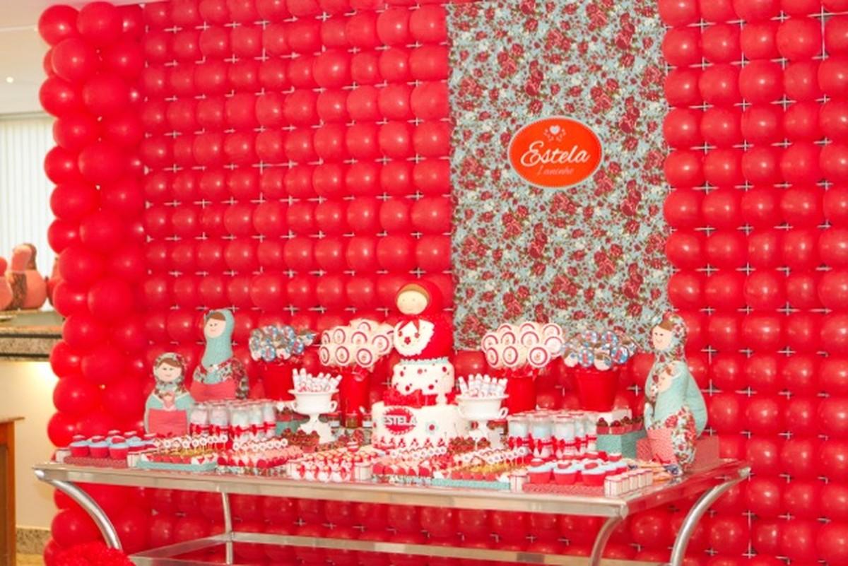 Festa infantil   Matrioska