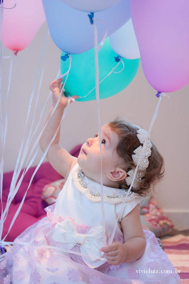 Festa infantil Coelhinho| Giovana – 1 ano