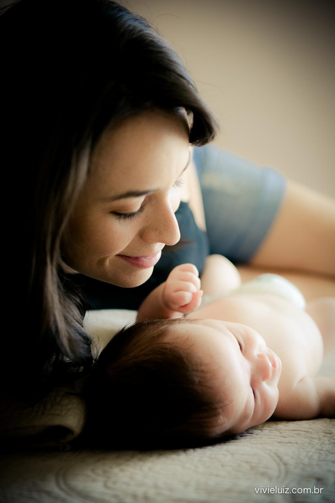 Mamãe apaixonada por filho
