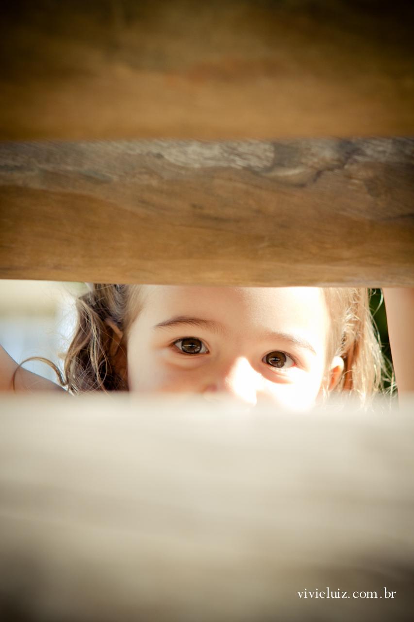 Brincando de esconde-esconde