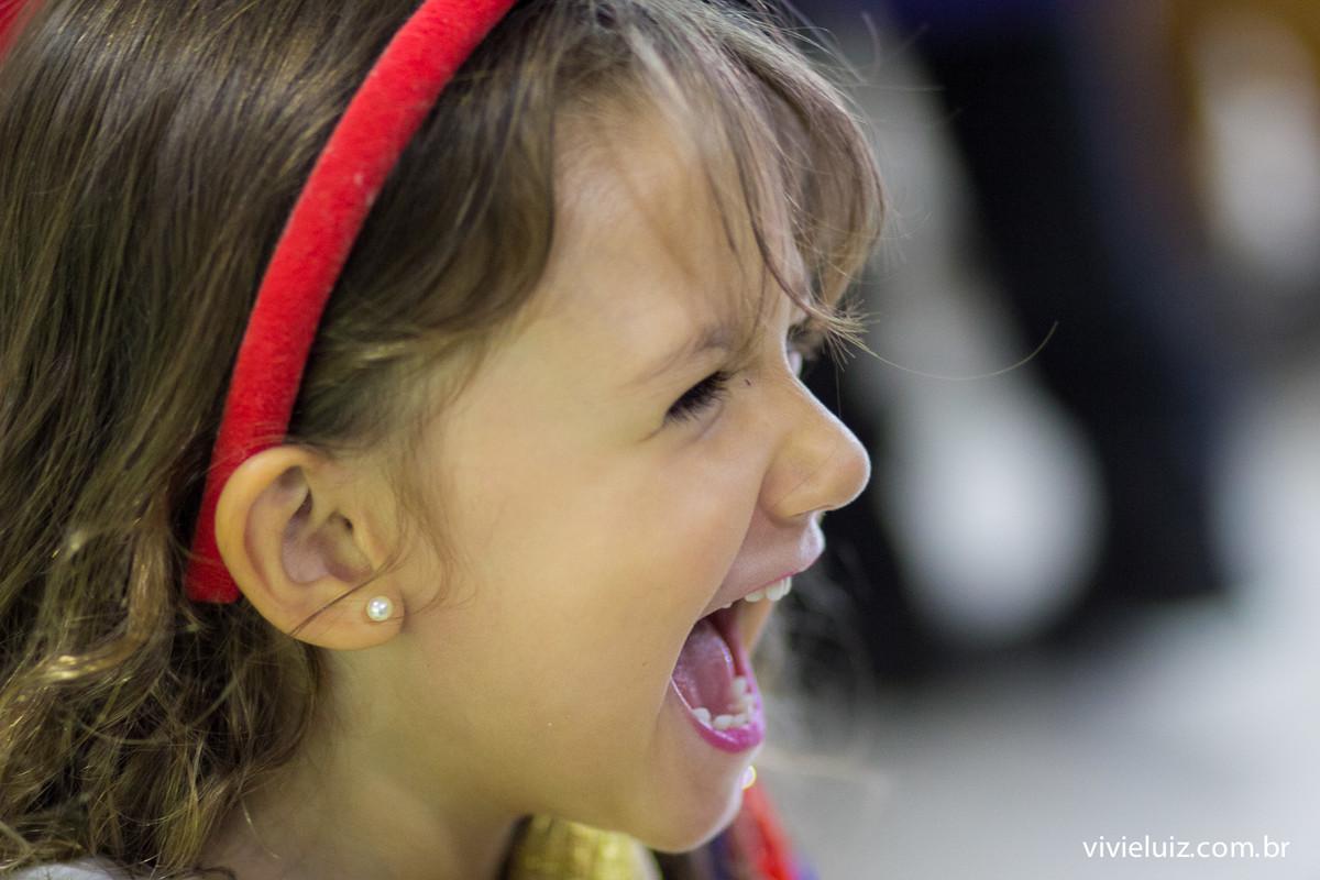 sorriso de crianca