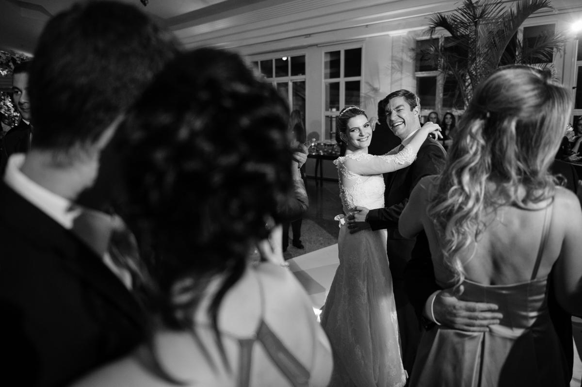 Primeira dança dos noivos