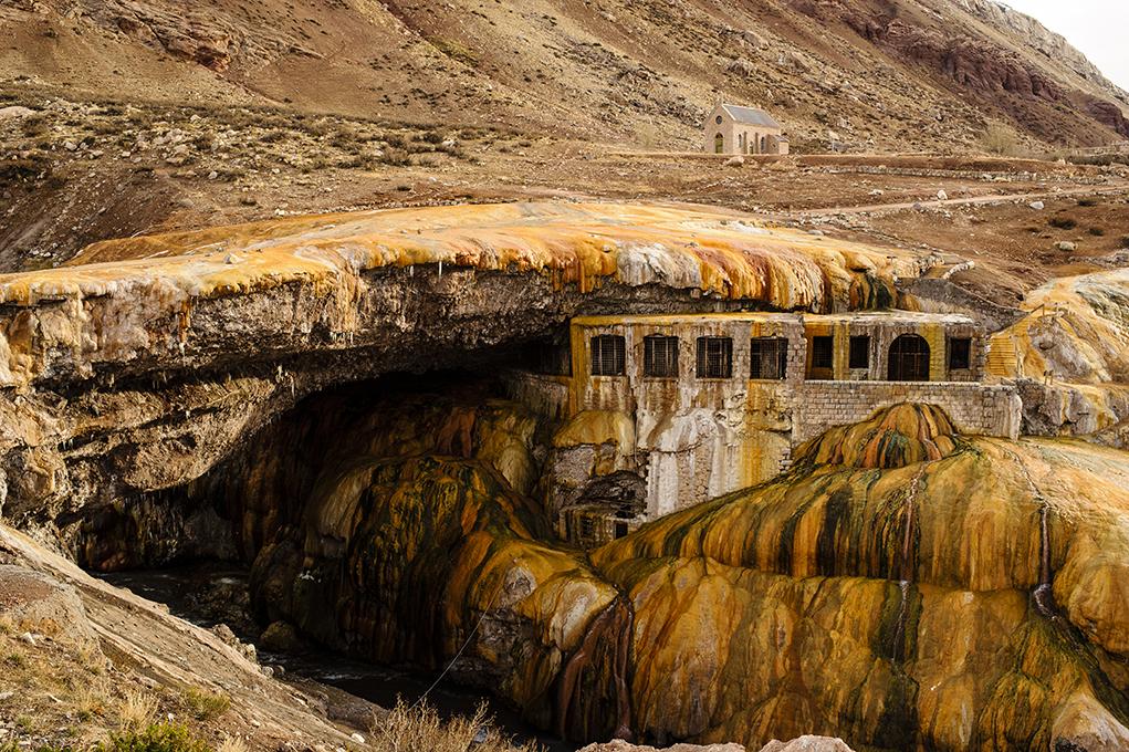 Ponte natural Inca
