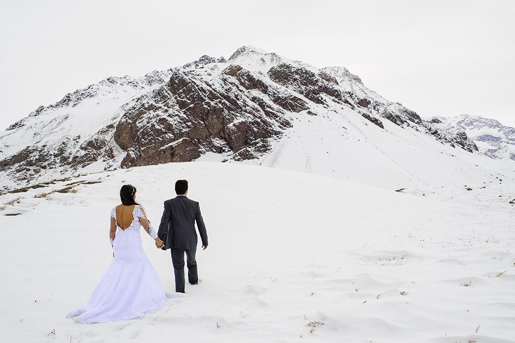 noivos entram numa fria
