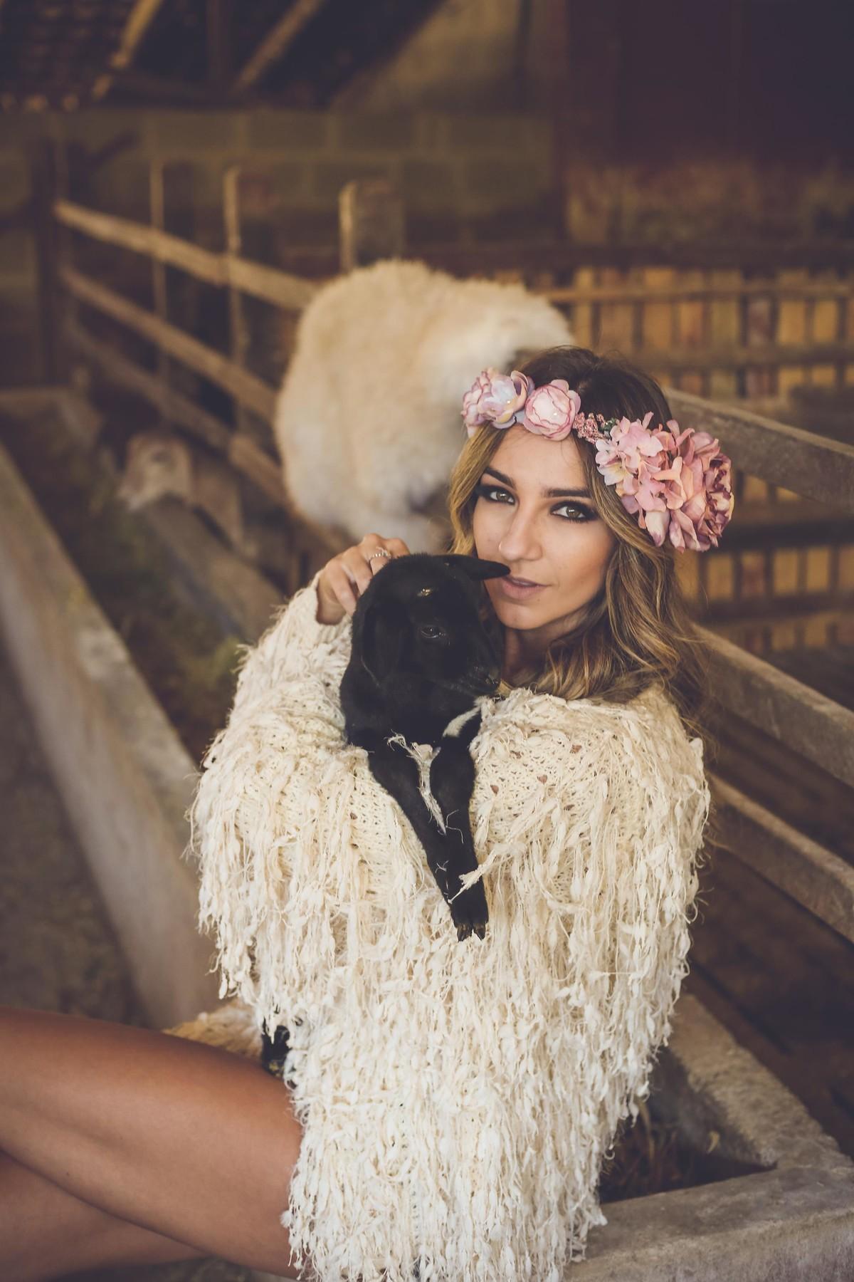 Editorial miss girassol vitoria country vale moxuara caricica fotos boho chic fotos loja