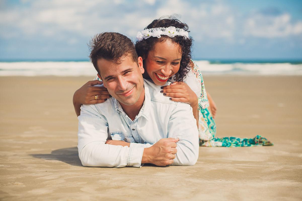 ensaio de casamento na praia de bertioga