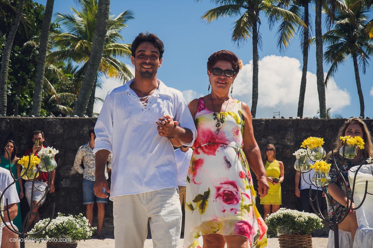 casamento praia do pernambuco