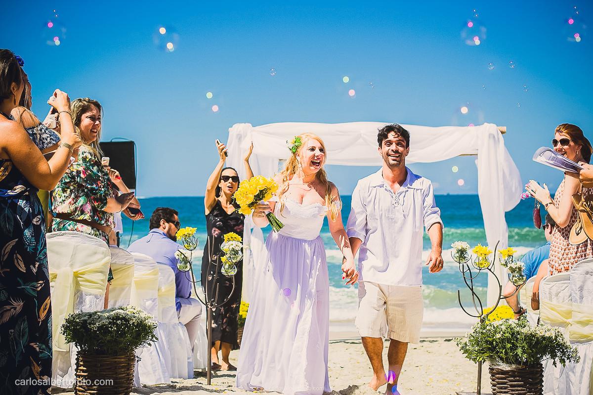 casamento na praia de pernambuco guarujá