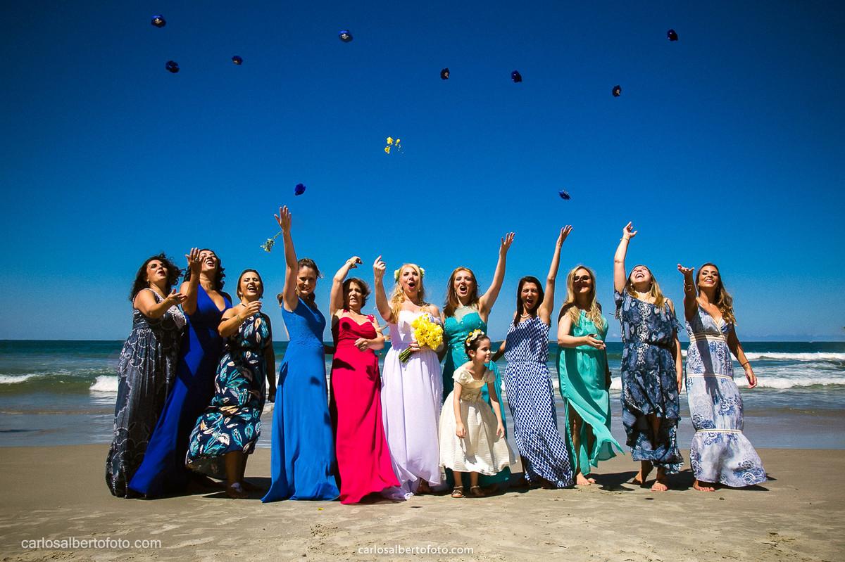 casamento na praia top