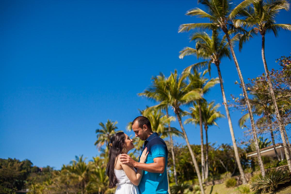 ensaio de casamento na praia de iporanga