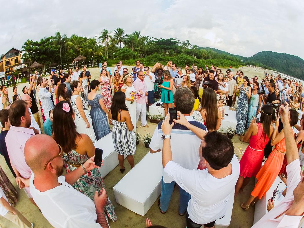 fotografia de casamento em bertioga sp