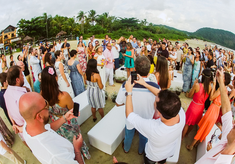 Casamento de Thais & Kelvin